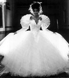huge dress