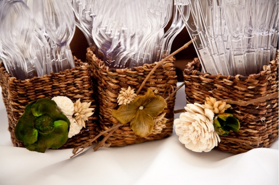 Winter wedding decorations from the forest wedding destination many junglespirit Choice Image