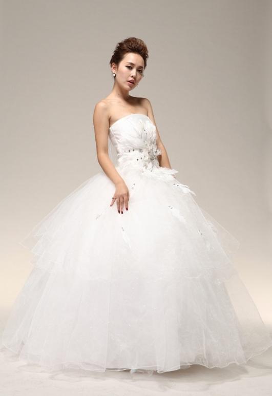 Swan Lake Wedding Dress
