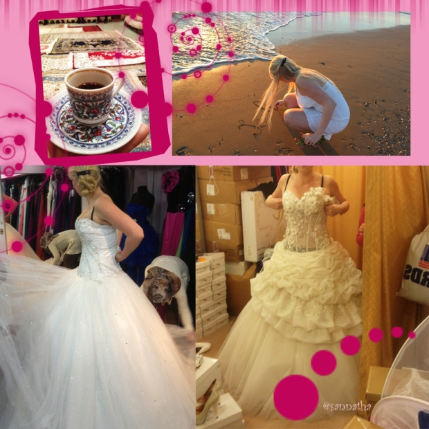 Turkish wedding dresses