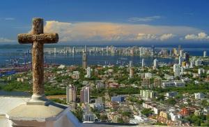 Cartagena Kolumbia