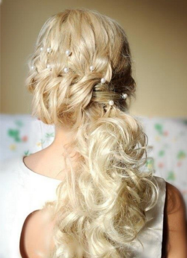 wedding hairstyles for long hair wedding destination colombia