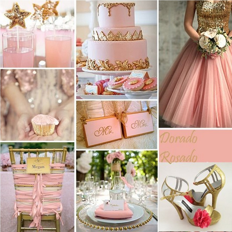 Sweet pink beach wedding ideas wedding destination for All white wedding theme pictures