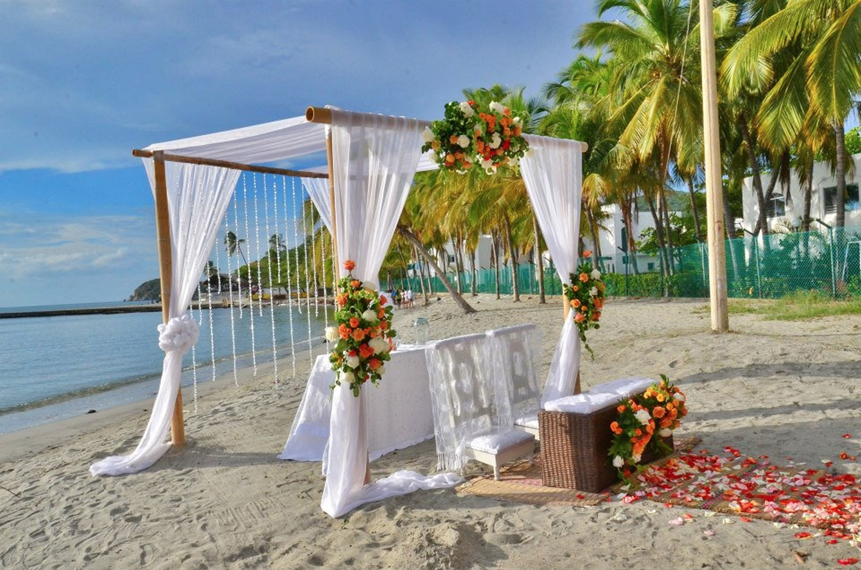 Caribbean Wedding: 301 Moved Permanently