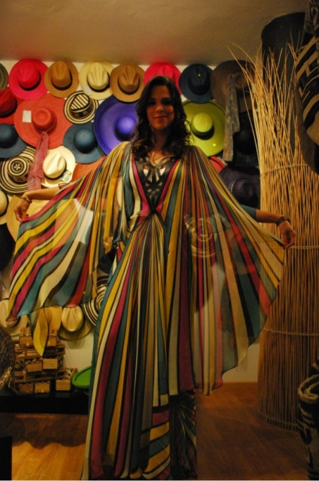 colombia typical dress