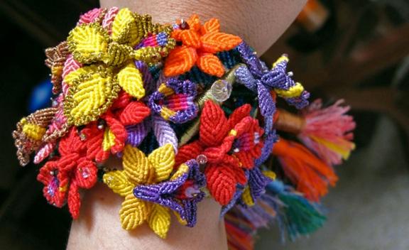 Colombian artisan jewlery