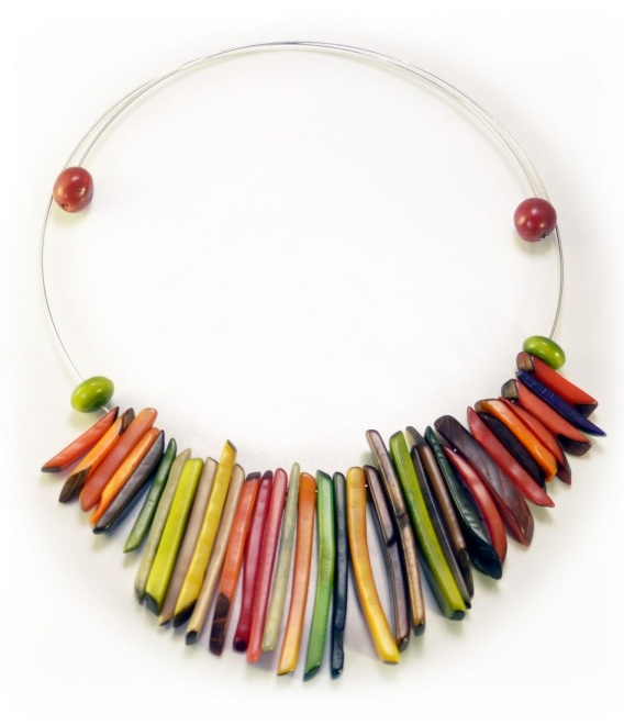 Colombian artisan necklace