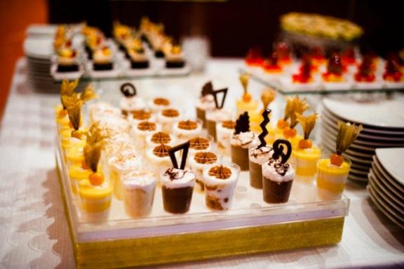 colombian wedding dessert