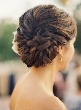 traditional hairdo