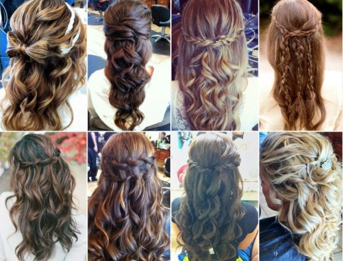 Wedding Hairstyles Plaits And Curls Cool Wodipcom - Hairstyle with curls and braids