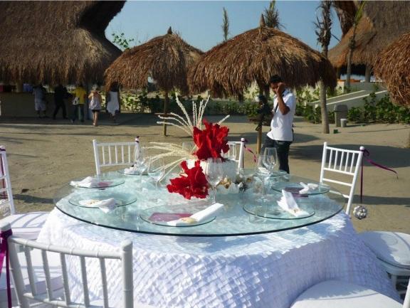 Wedding kioscos