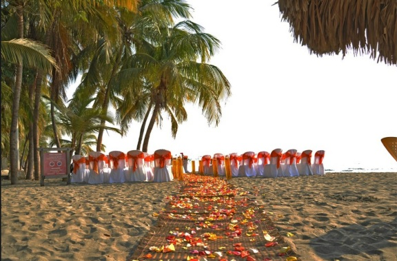 wedding with latino